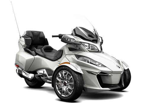 2016 Can-Am Spyder® RT Limited in Olive Branch, Mississippi