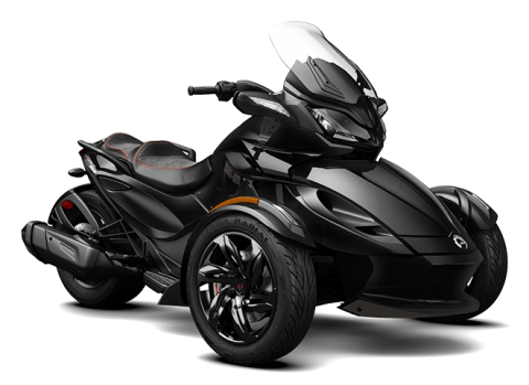 2016 Can-Am Spyder® ST-S in Middletown, New Jersey
