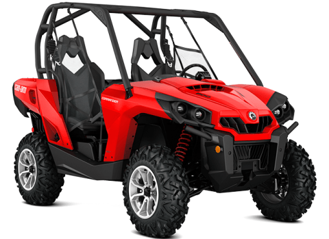 2016 Can-Am Commander™ DPS™ 1000 in Laramie, Wyoming