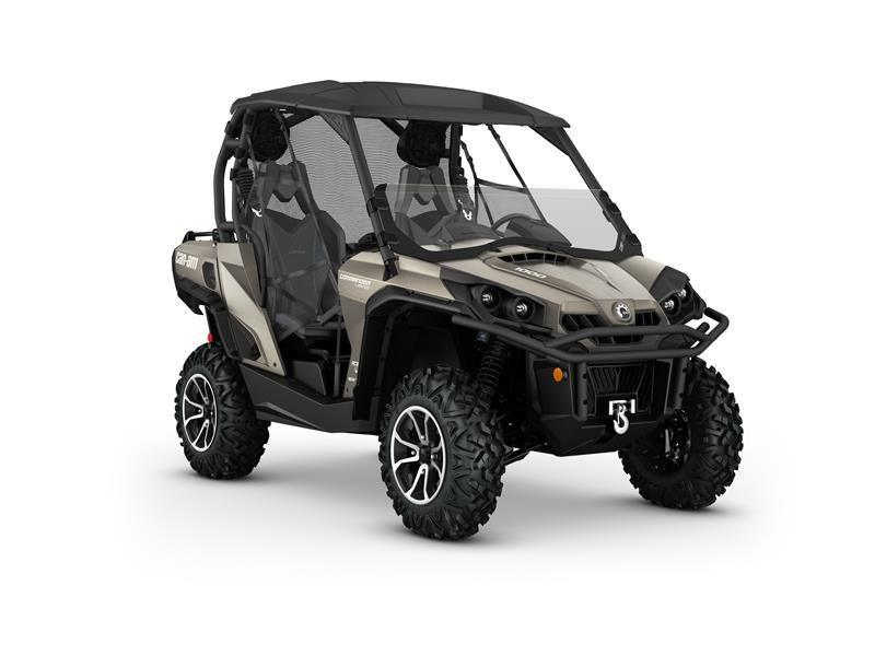 2016 Can-Am Commander™ Limited 1000 in Las Vegas, Nevada