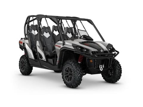 2016 Can-Am Commander™ MAX XT™ 1000 in Hudson, Wisconsin