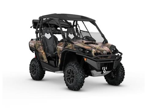2016 Can-Am Commander™ Mossy Oak Hunting Edition 1000 in Natchitoches, Louisiana