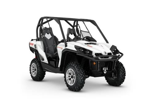 2016 Can-Am Commander™ XT™ 1000 in Derby, Vermont