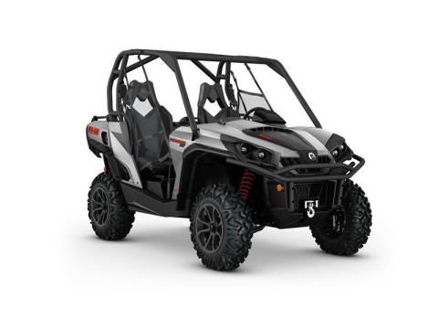 2016 Can-Am Commander™ XT™ 800R in Hood River, Oregon