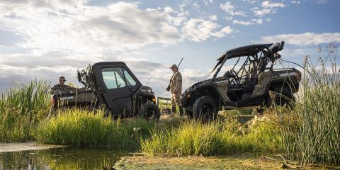 2016 Can-Am Defender DPS™ HD10 in Hudson, Wisconsin