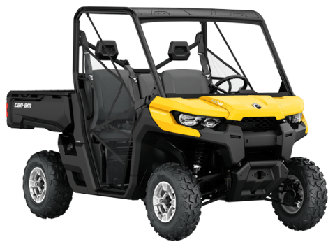 2016 Can-Am Defender DPS™ HD10 in Cottonwood, Idaho