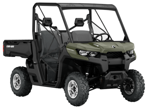 2016 Can-Am Defender DPS™ HD8 in Forrest City, Arkansas