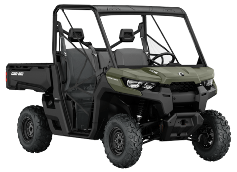 2016 Can-Am Defender HD10 in Issaquah, Washington