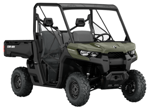 2016 Can-Am Defender HD8 in Lafayette, Louisiana