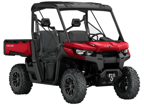 2016 Can-Am Defender XT™ HD10 in Stillwater, Oklahoma