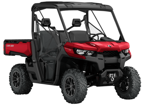 2016 Can-Am Defender XT™ HD8 in Florence, Colorado