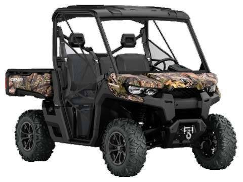 2016 Can-Am Defender XT™ HD8 in Stillwater, Oklahoma