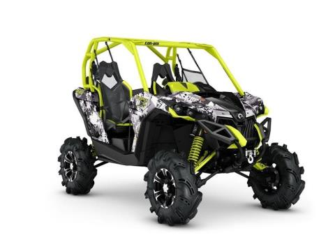 2016 Can-Am Maverick™ X® mr in Leland, Mississippi