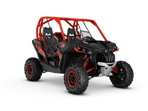 2016 Can-Am Maverick™ X® rs Turbo in Cohoes, New York