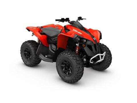 2017 Can-Am Renegade® 850 in Brighton, Michigan