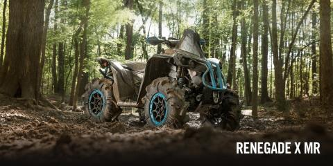 2017 Can-Am Renegade® X® mr 570 in Brighton, Michigan