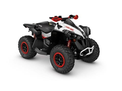 2017 Can-Am Renegade® X® xc 850 in Brighton, Michigan