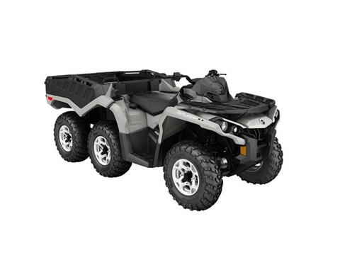 2017 Can-Am Outlander™ 6x6 DPS™ 650 in Gainesville, Georgia