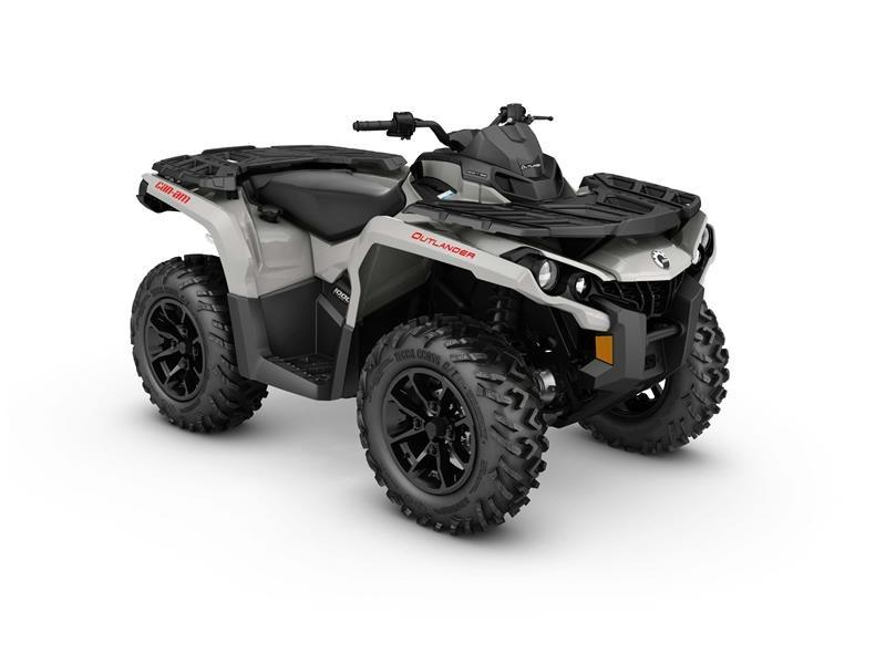 2017 Can-Am Outlander™ DPS™ 1000R in Springfield, Ohio