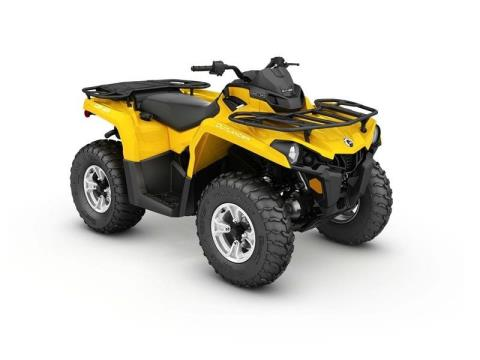 2017 Can-Am Outlander™ DPS™ 450 in Savannah, Georgia