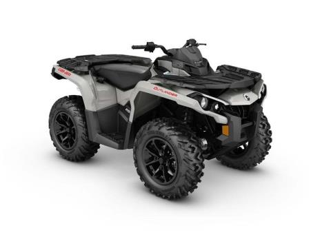 2017 Can-Am Outlander™ DPS™ 650 in Hudson, Wisconsin