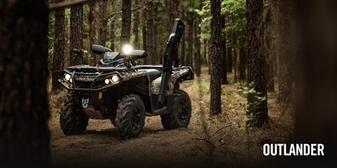 2017 Can-Am Outlander™ DPS™ 850 in Hanover, Pennsylvania