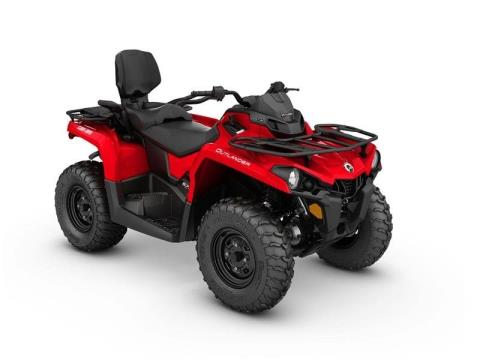 2017 Can-Am Outlander MAX 570 in Grantville, Pennsylvania