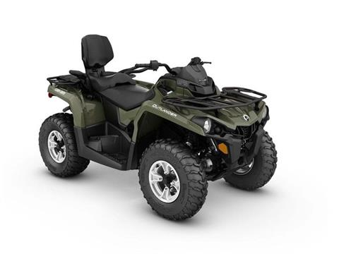 2017 Can-Am Outlander™ MAX DPS™ 450 in Lafayette, Louisiana