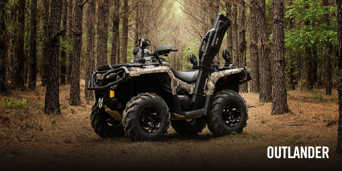 2017 Can-Am Outlander™ MAX DPS™ 570 in Pompano Beach, Florida