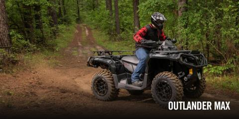 2017 Can-Am Outlander™ MAX XT™ 650 in Corona, California