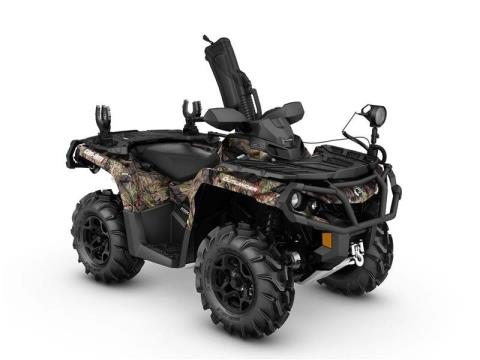 2017 Can-Am Outlander™ Mossy Oak Hunting Edition 1000R in Springfield, Ohio