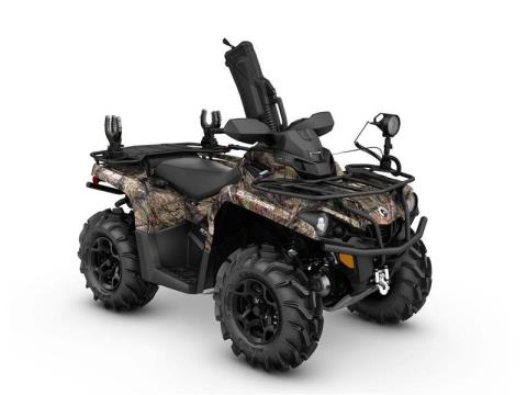 2017 Can-Am Outlander™ Mossy Oak Hunting Edition 570 in Rice Lake, Wisconsin