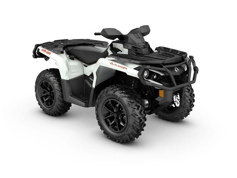 2017 Can-Am Outlander™ XT™ 1000R in Springfield, Ohio