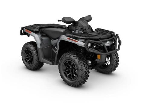 2017 Can-Am Outlander™ XT™ 650 in Boonville, New York
