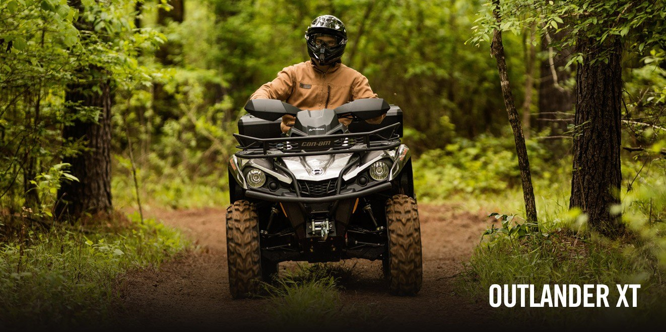 2017 Can-Am Outlander™ XT™ 650 in Pompano Beach, Florida