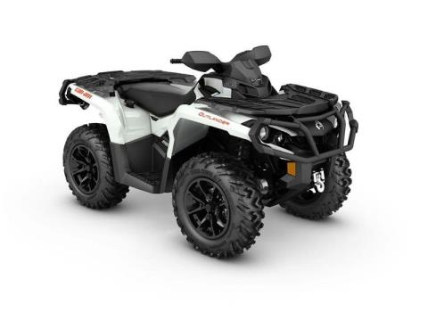 2017 Can-Am Outlander™ XT™ 650 in Johnson Creek, Wisconsin