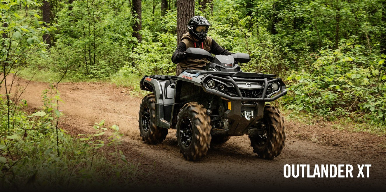 2017 Can-Am Outlander™ XT™ 850 in Pompano Beach, Florida