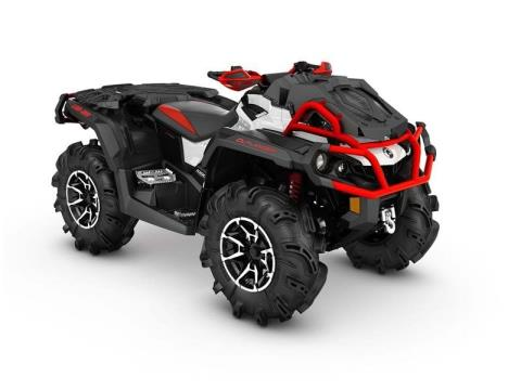 2017 Can-Am Outlander™ X® mr 1000R in Mars, Pennsylvania