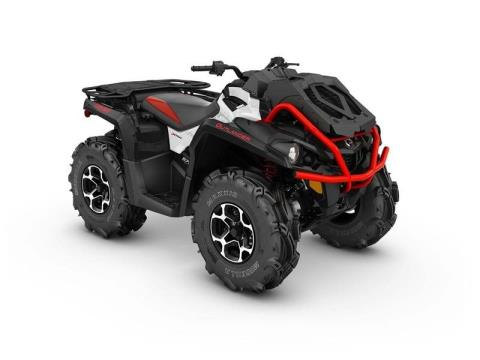 2017 Can-Am Outlander™ X® mr 570 in Lafayette, Louisiana