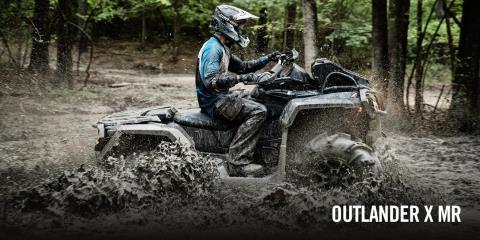 2017 Can-Am Outlander™ X® mr 570 in Canton, Ohio