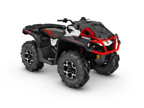 2017 Can-Am Outlander™ X® mr 650 in Lafayette, Louisiana