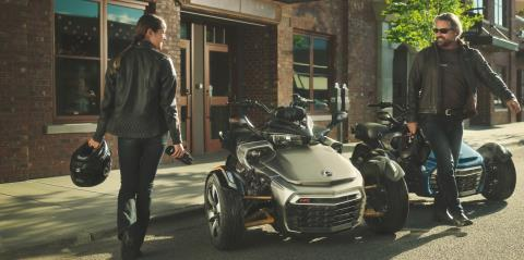 2017 Can-Am Spyder® F3-S SM6 in Brighton, Michigan