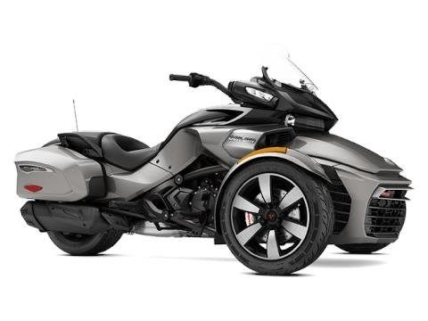 2017 Can-Am Spyder® F3-T SE6 in Brighton, Michigan