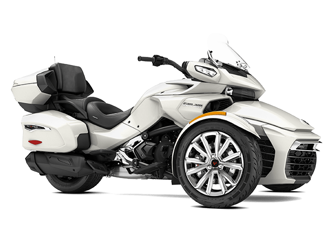 2017 Can-Am Spyder® F3 Limited in Brighton, Michigan