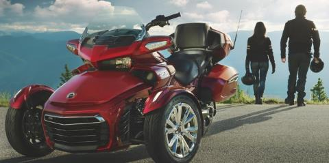 2017 Can-Am Spyder® F3 Limited in Pompano Beach, Florida
