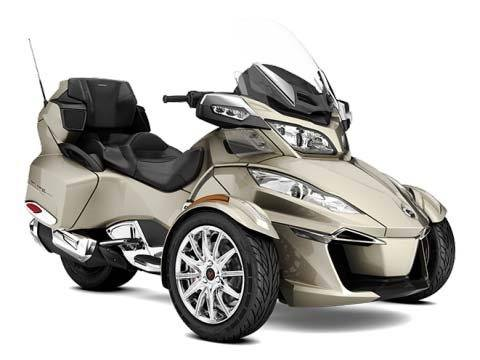 2017 Can-Am Spyder® RT Limited in Escondido, California