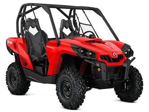 2017 Can-Am Commander™ 800R in Canton, Ohio