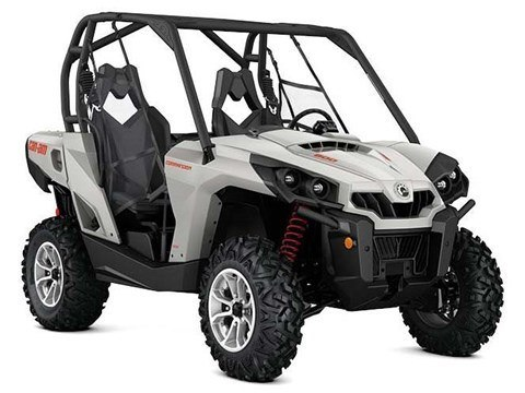 2017 Can-Am Commander™ DPS™ 800R in Tyrone, Pennsylvania