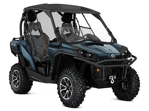 2017 Can-Am Commander™ Limited in Land O Lakes, Wisconsin