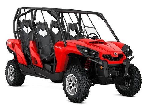 2017 Can-Am Commander™ MAX DPS™ 1000 in Canton, Ohio